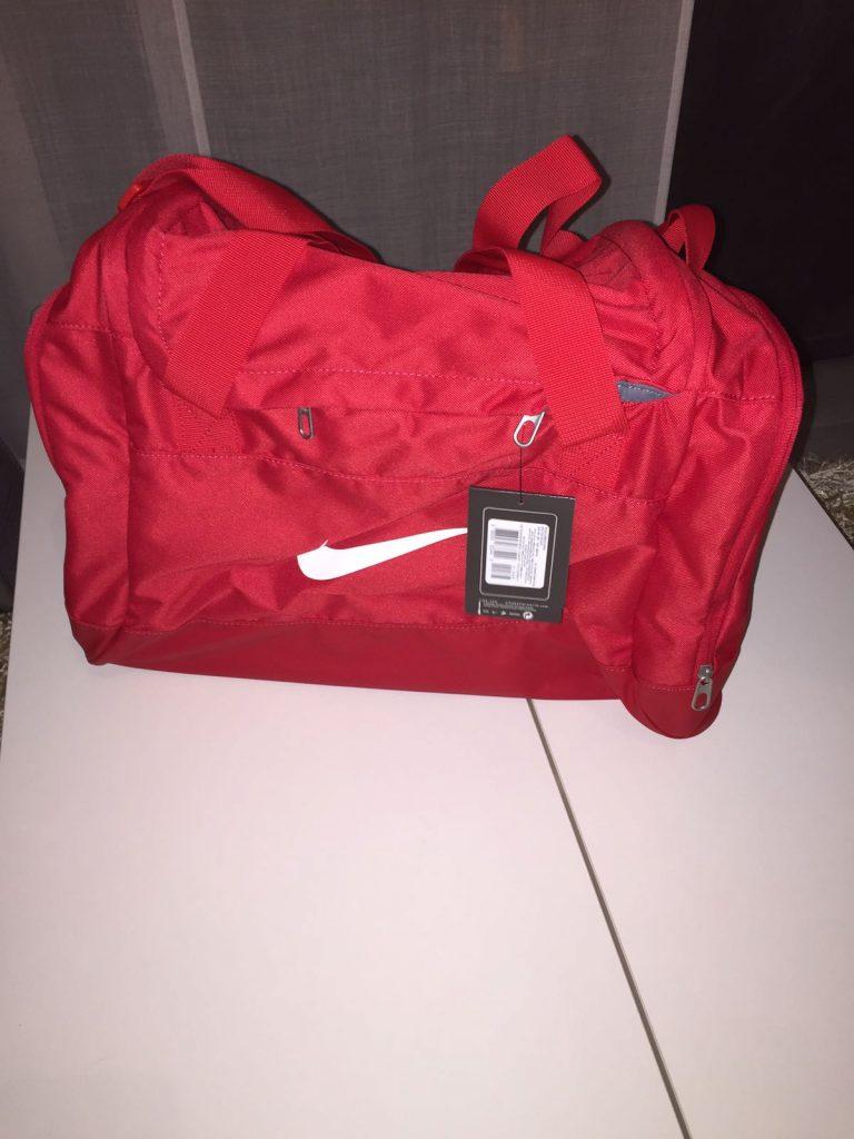 Unboxing Nike Club Team Swoosh Duff S