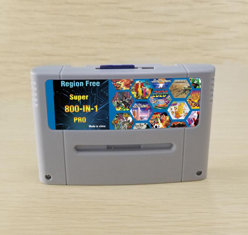 DIY-800-en-1-Super-China-Pro-Remix-tarjeta-de-juego-para-consola-de-juegos-de
